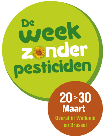 logo de week zonder pesticiden